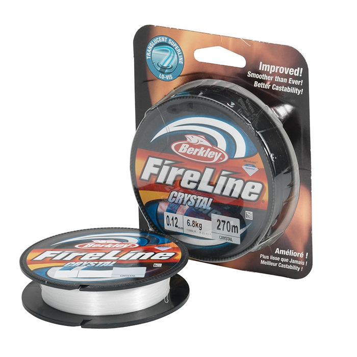 Fire Line Crystel 0.08 - 0.25mm 110m