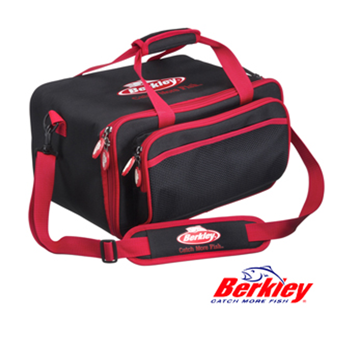 Berkley Powerbait Bag M + 3 Boxen
