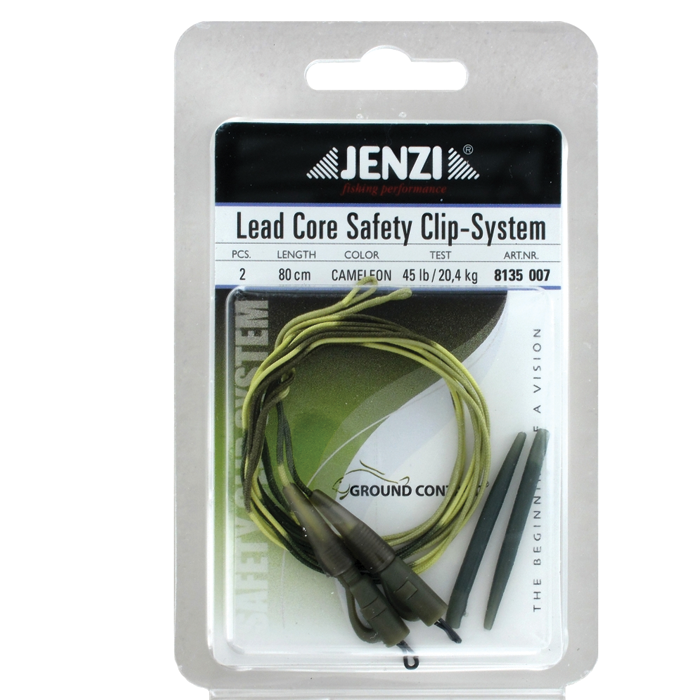 Lead Core Safety Clip-System 2 St.