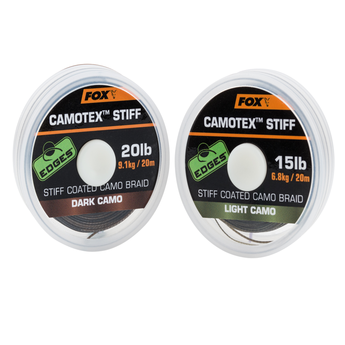 Camotex Stiff Coatet Camo Braid