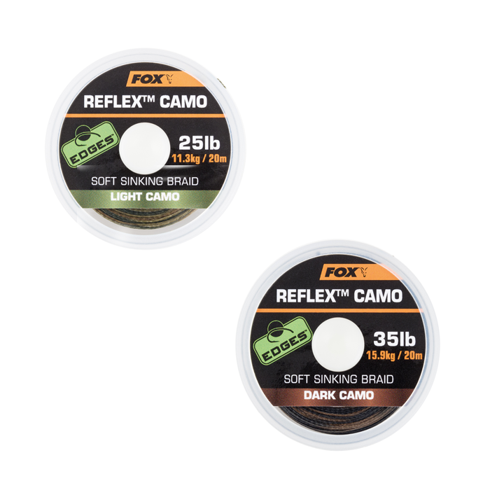 Reflex Camo Soft Sinkin Braid