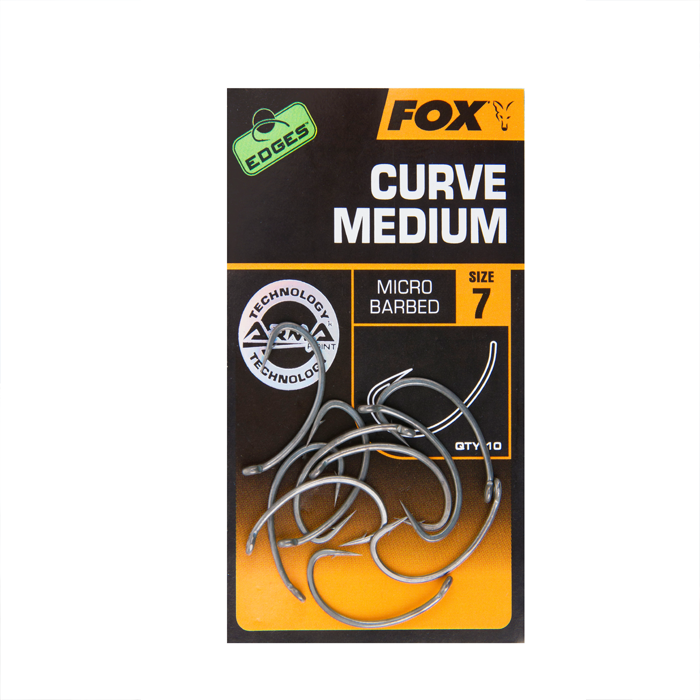 Curve Shank Medium Hook