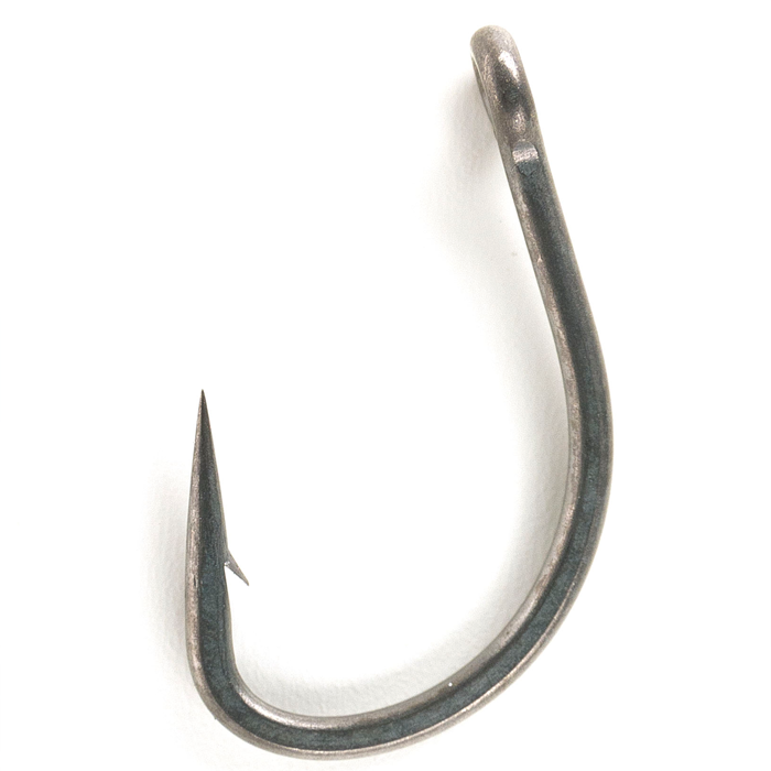Curve Shank Short Hook - 0