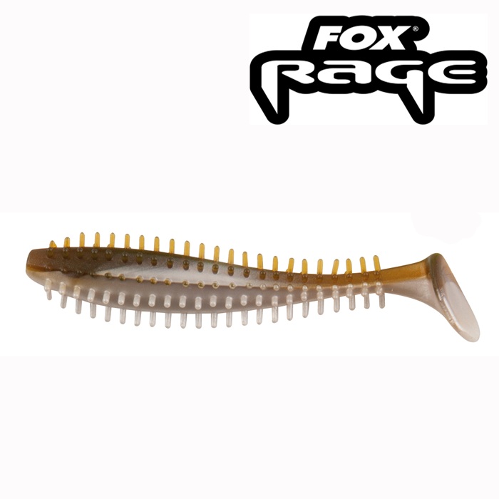 Spiky Shad Arkansas Shiner 12cm